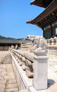 Кёнбоккун — «Северный дворец»