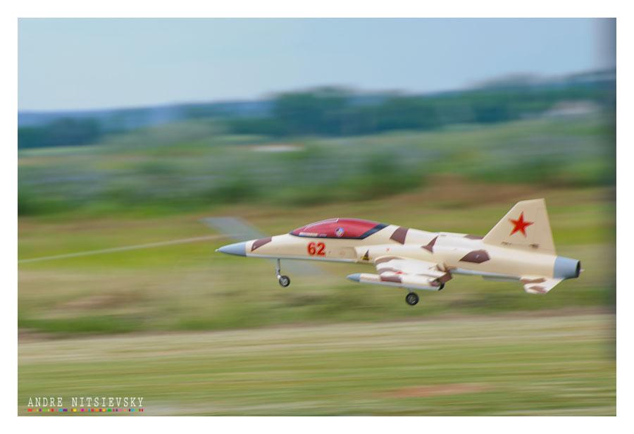 Малая авиация. Радиоуправляемые модели самолетов