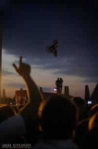 Мотофристайл-шоу Adrenalin FMX Rush