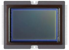 Физический размер матрицы фотоаппарата