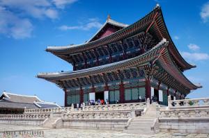 Дворец Кёнбоккун (Gyeongbokgung Palace)