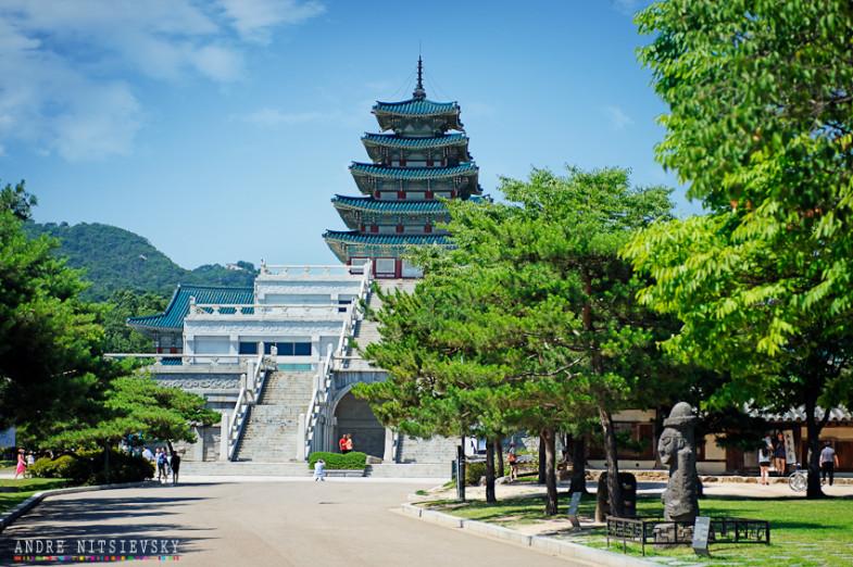 Национальный фольклорный музей Сеул