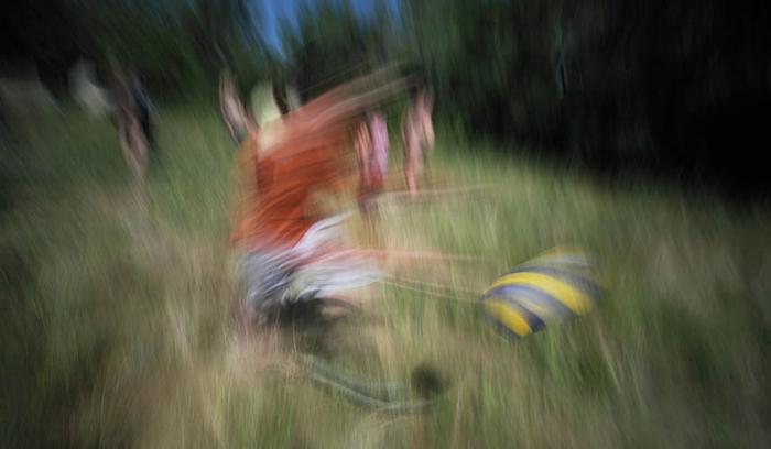 Эффект шевеленки на фото