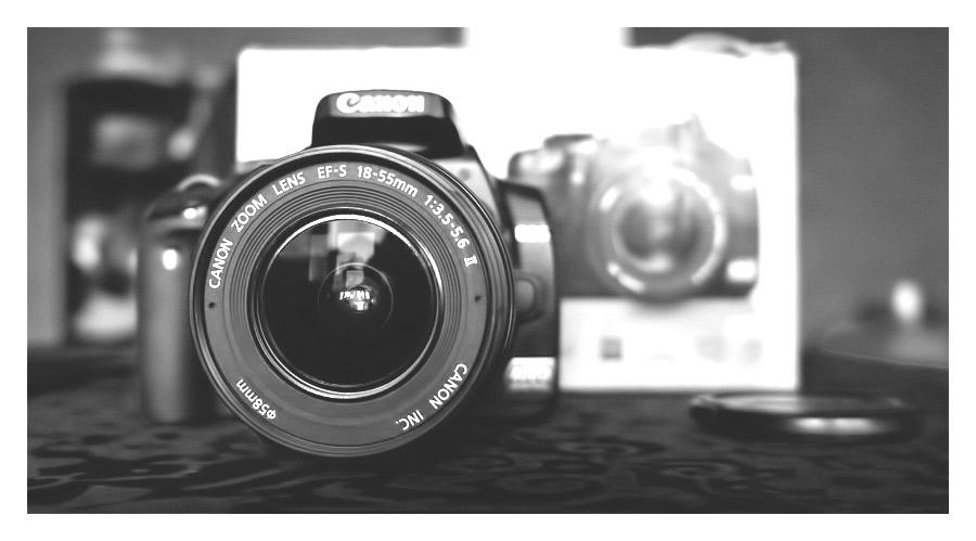 Canon 400D Как стать фотографом с нуля