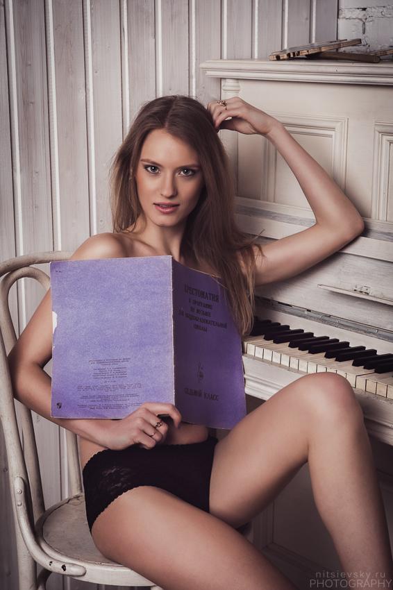 Фотосессия в студии Ростов