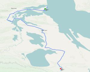 Калмыкия карта