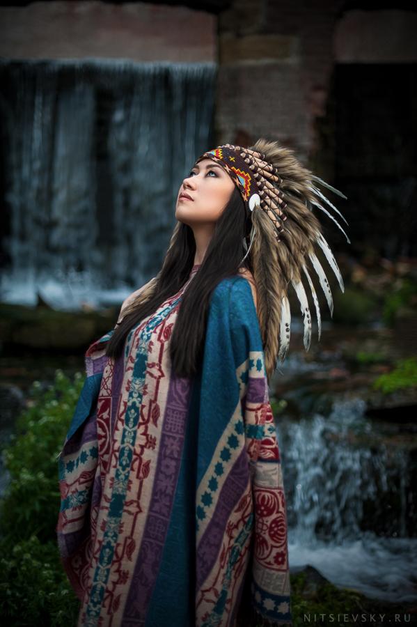 индейцы навахо роуч