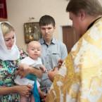 Фотосъемка крещения в Ростове