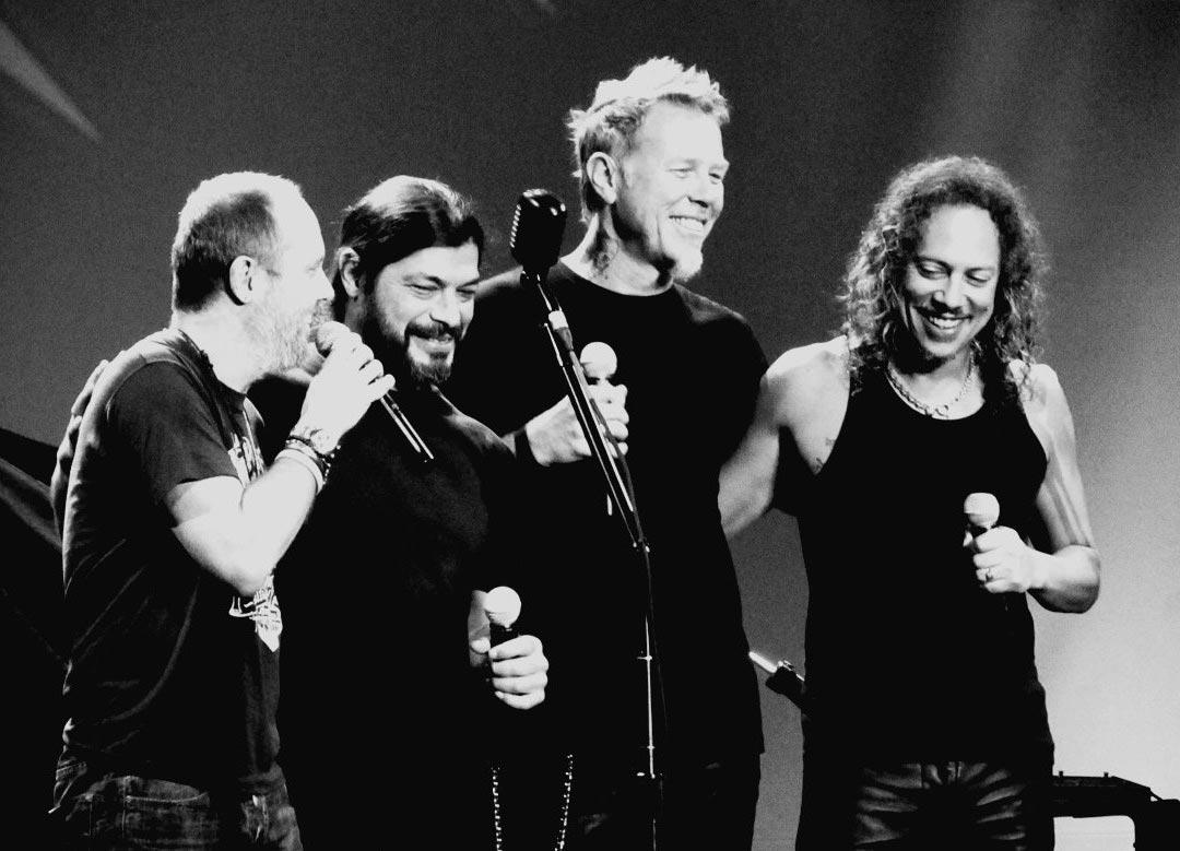 новый альбом Metallica 2016