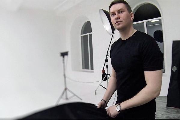 Фотосессии в студии The Kingdom Фотограф Андрей Нициевский