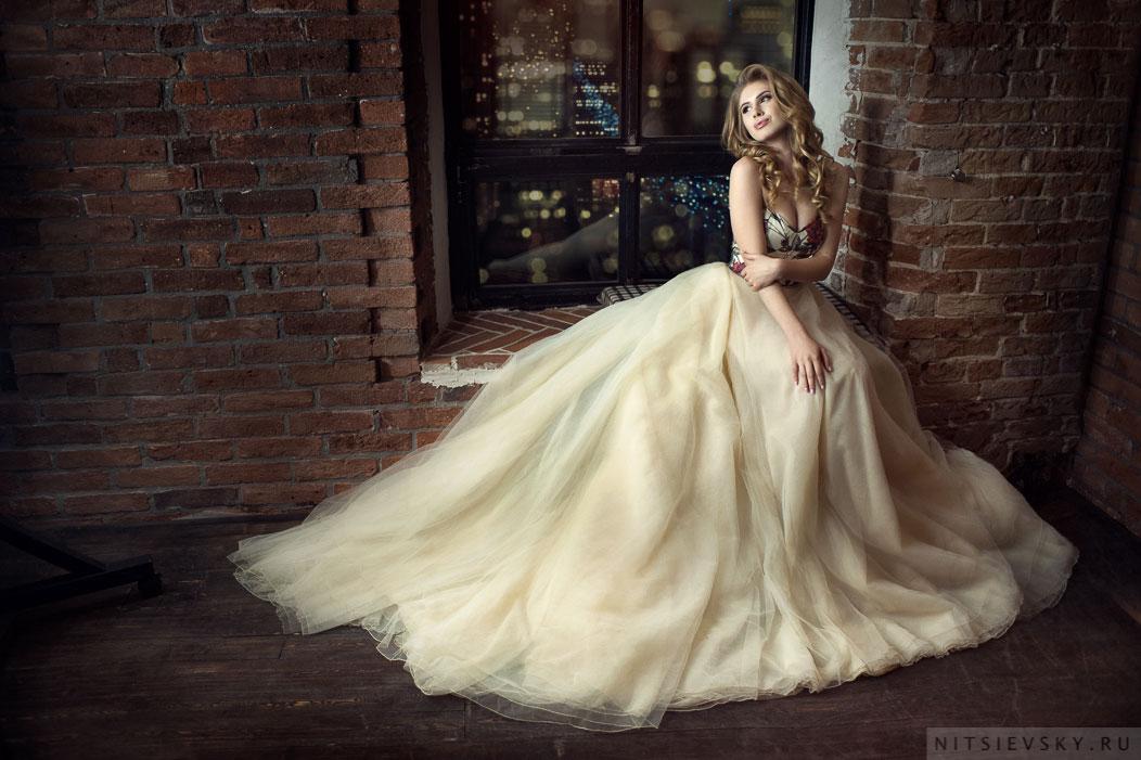фотосессия в платье аренда