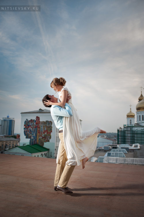 Свадебные фотосессии и Love-Story