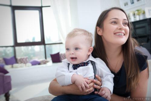 Семейные и детские фотосессии