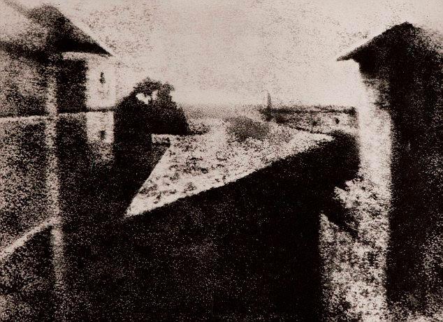 Первая фотография «Вид из окна»