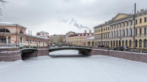 Фотопрогулка от Дворцовой до Чернышевской