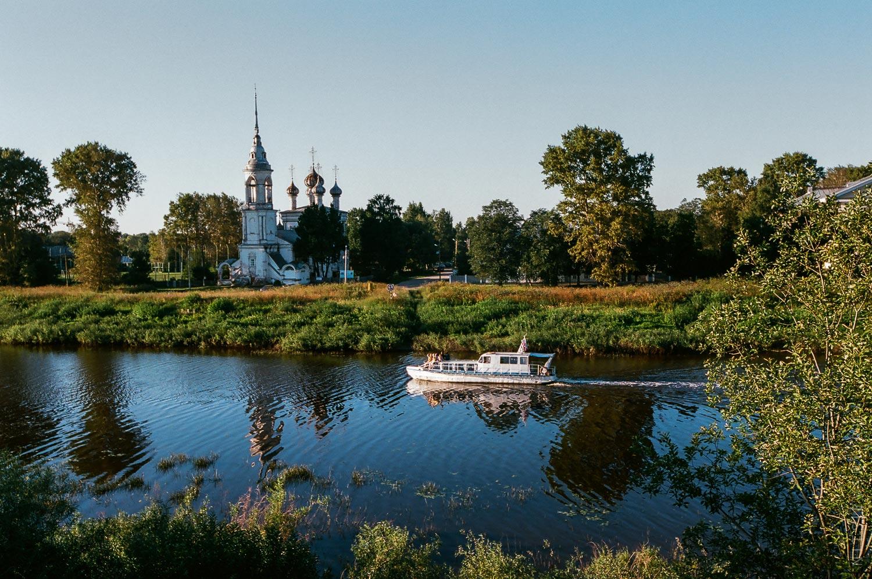 Вологда река