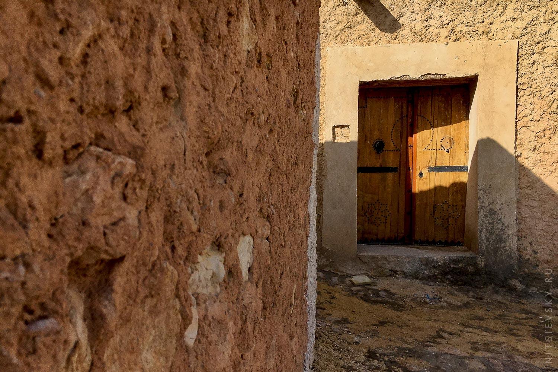 жилище берберов