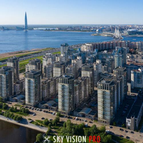 Аэросъёмка недвижимости СПб