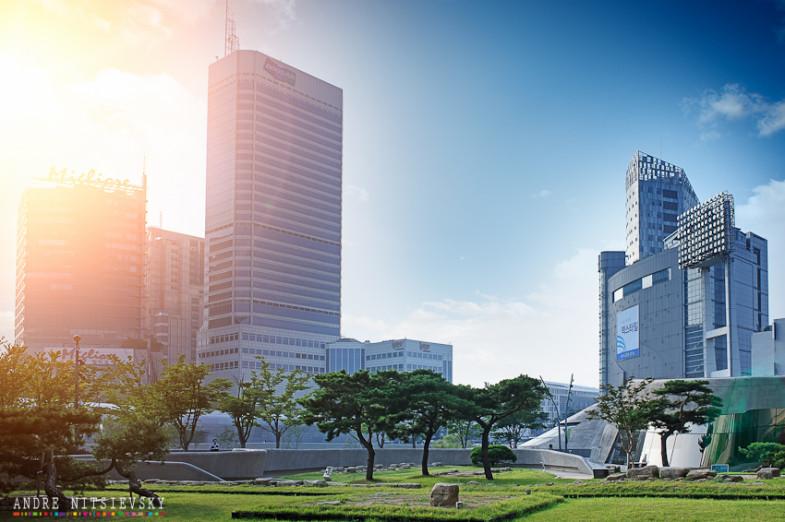 Южная Корея Сеул