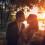 Свадебная фотосессия на закате